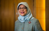ba halimah yacob tro thanh tong thong singapore