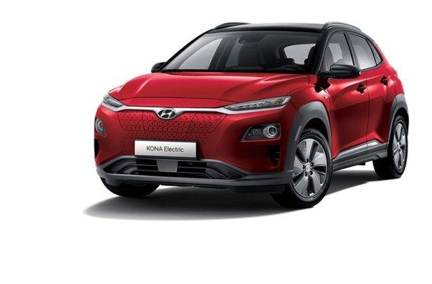 Mẫu xe Kona EV của Hyundai. (Nguồn: koreatimes.co.kr)