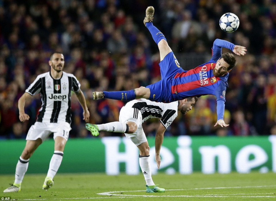 hoa that vong juventus barcelona chia tay champions league