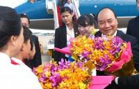 thu tuong nguyen xuan phuc len duong tham du hoi nghi cap cao asean lan thu 30