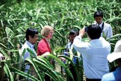 Việt Nam-New Zealand: Hiện thực hóa mục tiêu 1,7 tỷ USD