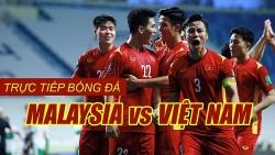 Link xem trực tiếp bóng đá trận Việt Nam vs Malaysia 23h45 ngày 11/6/2021