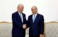 vietnam treasures strategic partnership with japan pm nguyen xuan phuc