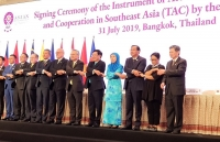 deputy pm voices concern over developments in east sea at amm 52