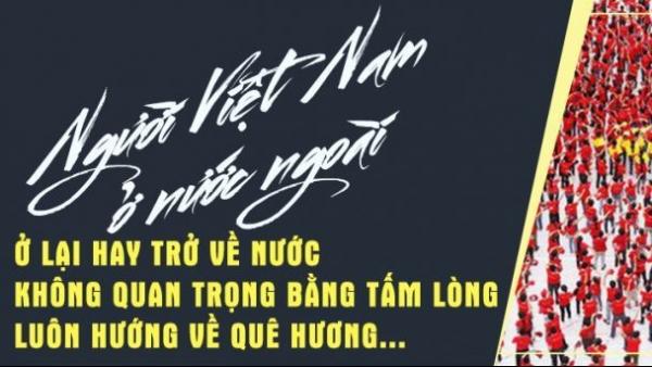 Người Việt Nam ở nước ngoài: 'Chất xám' có thực sự quay về?