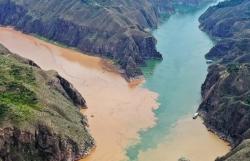 Lũ lụt ở Trung Quốc: Nước sông Hoàng Hà dâng cao hơn mức báo động, hồ chứa Liujiaxia tăng lưu lượng xả