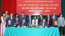 Việt Nam-Philippines: Quan hệ nhân dân ngày càng đơm hoa kết trái