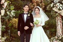 Song Hye Kyo dẫn đầu danh sách những cô dâu quyến rũ nhất làng giải trí xứ Hàn