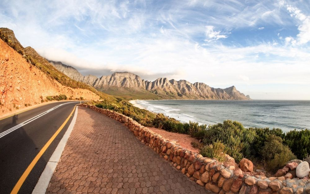 Garden Route, Nam Phi. (Nguồn: AP)