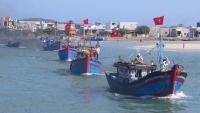 Việt Nam-Trung Quốc đàm phán về vùng biển ngoài cửa Vịnh Bắc Bộ và hợp tác cùng phát triển trên biển
