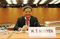 Thành viên Việt Nam tích cực đóng góp vào Khóa họp 71 Ủy ban Luật pháp quốc tế