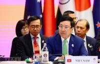 Phó Thủ tướng Phạm Bình Minh dự và phát biểu tại Diễn đàn ARF-26