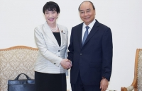 vietnam wants to cooperate with japan in developing e government pm