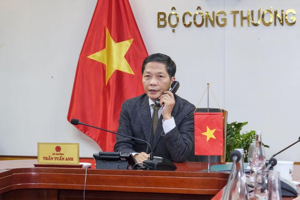Việt Nam, Mỹ hợp tác chặt chẽ nhằm giải quyết các vấn đề thương mại thông qua tham vấn và hợp tác