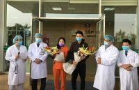 two more covid 19 patients discharged from ha noi hospital