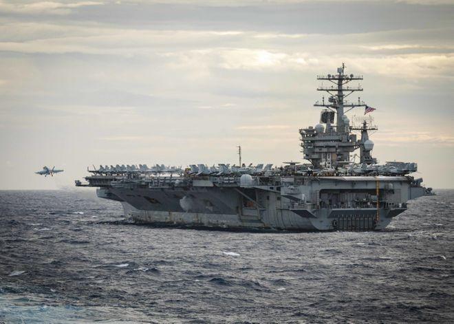 Động thái bất ngờ của chính quyền Tổng thống Mỹ Joe Biden về Biển Đông