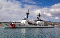 US to hand over large Coast Guard cutter to Vietnam