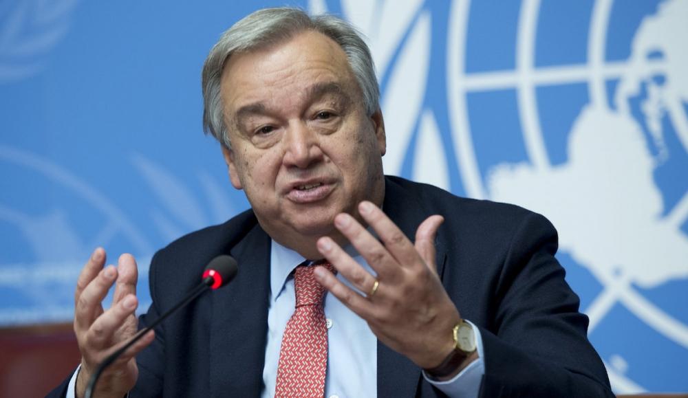 Tổng thư ký Liên hợp quốc kêu gọi tôn trọng thỏa thuận ngừng bắn giữa Israel và Palestine