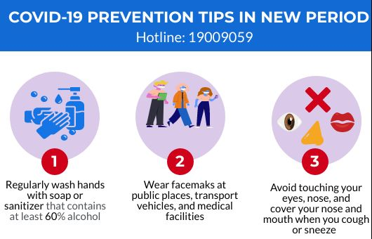 infographic 9 preventive measures against covid 19