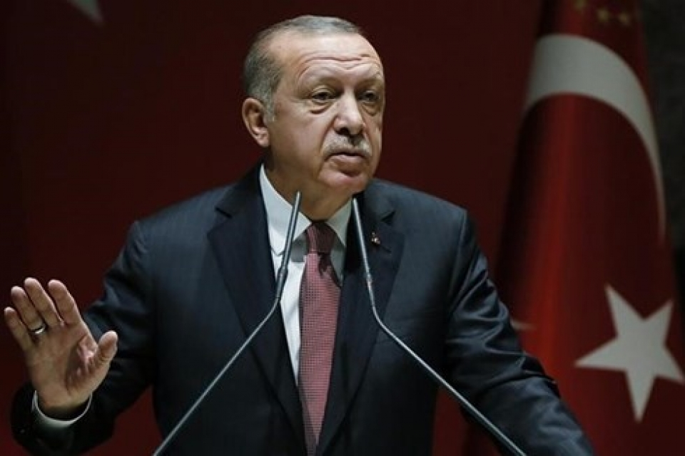 hoi nghi istanbul ve syria cu loi nguoc dong cua ong erdogan