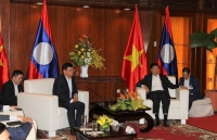 lao pm visits eastern gateway city of east west economic corridor