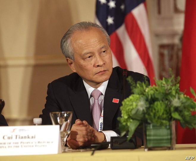 Khuyên Mỹ đừng sai lầm chiến lược coi Trung Quốc là 'kẻ thù tưởng tượng', Bắc Kinh kêu gọi hợp tác tin tưởng lẫn nhau. (Nguồn: AFP)