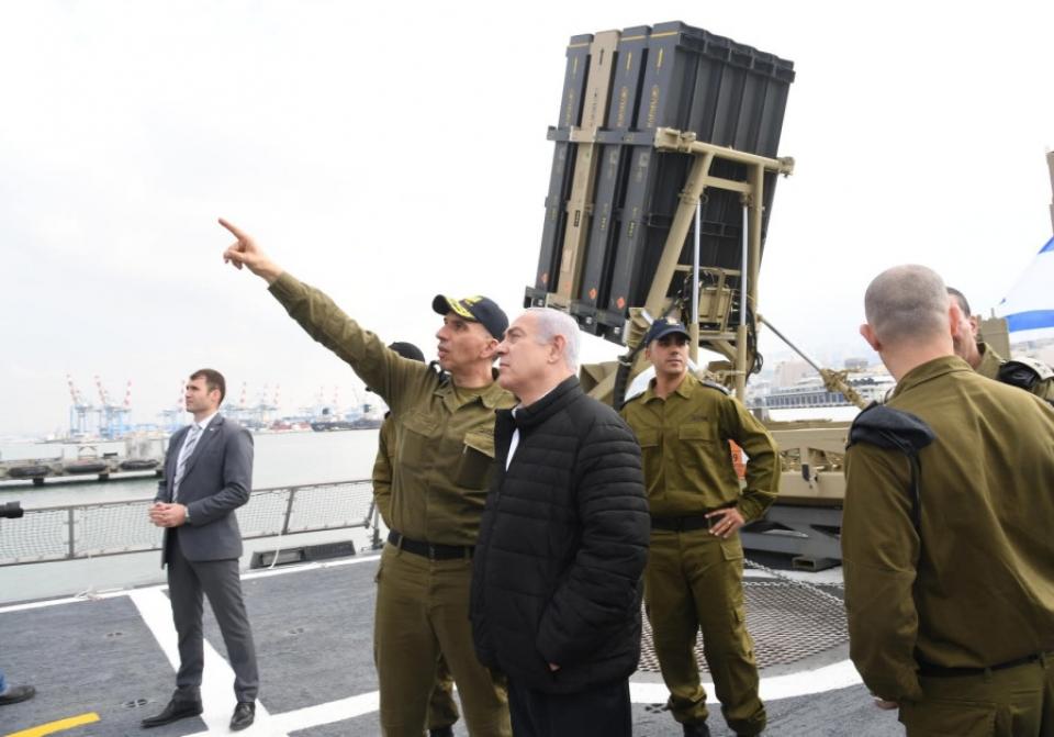 thu tuong netanyahu ten lua israel co the bay rat xa