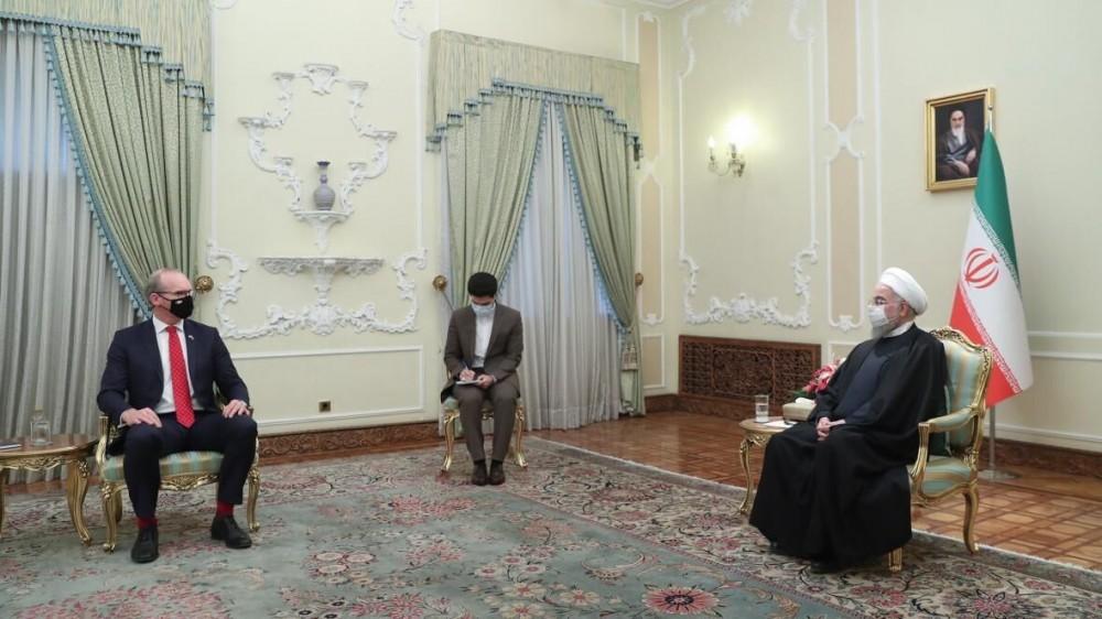 Ireland chuẩn bị mở lại phái bộ ngoại giao tại Iran. (Nguồn: Irna)