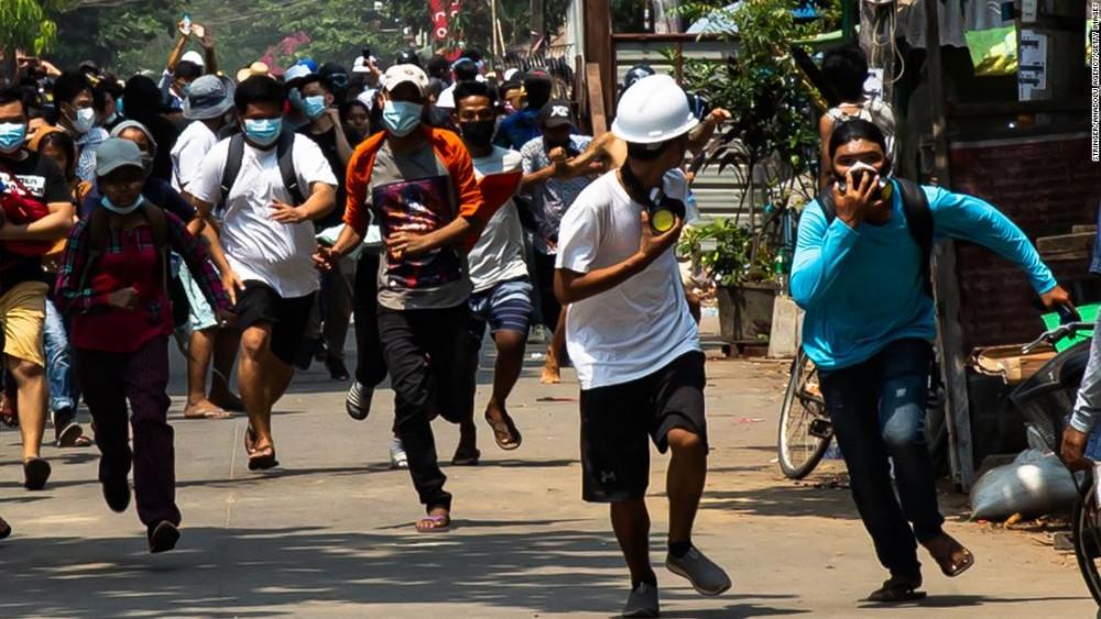 Tình hình Myanmar: Tổng thống Mỹ kinh hoàng, Đài Loan kêu gọi ngừng bạo lực. (Nguồn: Daily Post USA)