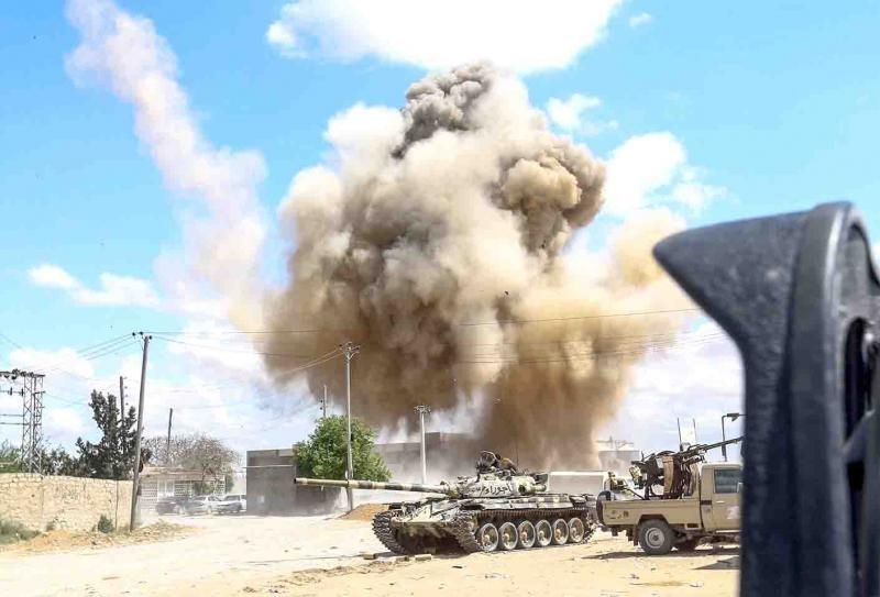 libya luc luong cua tuong haftar khang dinh se day manh tan cong thu do tripoli