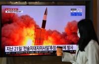 Triều Tiên bắn tên lửa từ tiêm kích, máy bay Mỹ lập tức làm nhiệm vụ