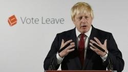 Thủ tướng Anh: Tròn 5 năm quyết định Brexit, chúng ta giành được tiền, luật lệ, biên giới và vùng biển