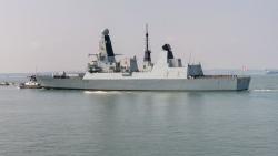 Vụ Nga bắn cảnh cáo tàu Anh: Moscow bảo vệ hành động; London 'xem nhẹ', thận trọng tránh xa tranh cãi