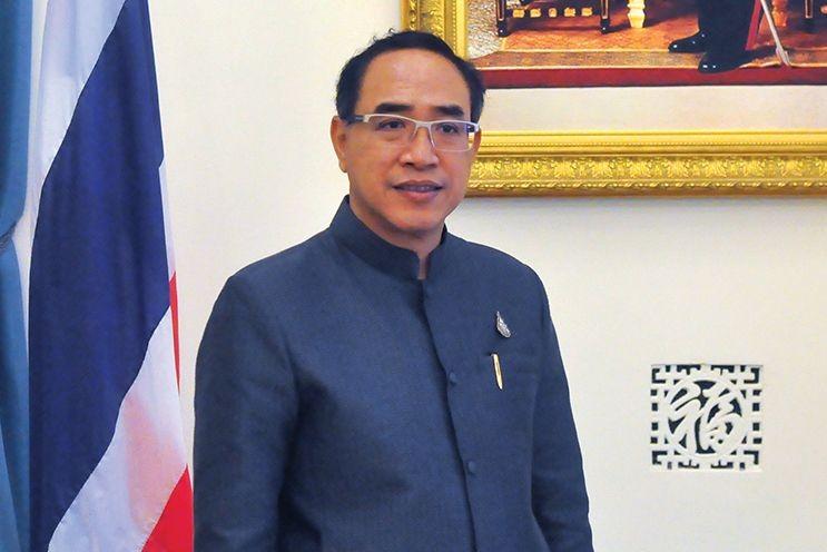Thái Lan nêu lập trường về tình hình Myanmar. (Nguồn: Đại sứ quán Thái lan tại Việt Nam)