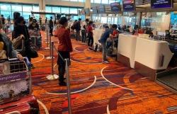 Dịch Covid-19: Đưa thêm hơn 240 công dân Việt Nam từ Singapore về nước an toàn