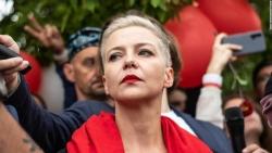 Tình hình Belarus: Thông tin về 'hành tung' thủ lĩnh biểu tình, cố vượt biên sang Ukraine?