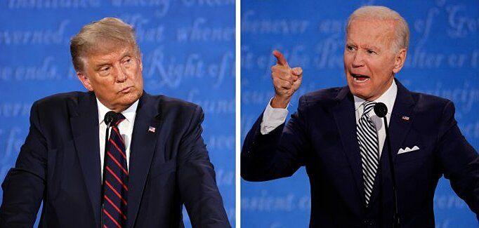 Bầu cử Mỹ 2020: Sau 'trận khai chiến hỗn loạn', ứng viên nào được lòng dư luận hơn?