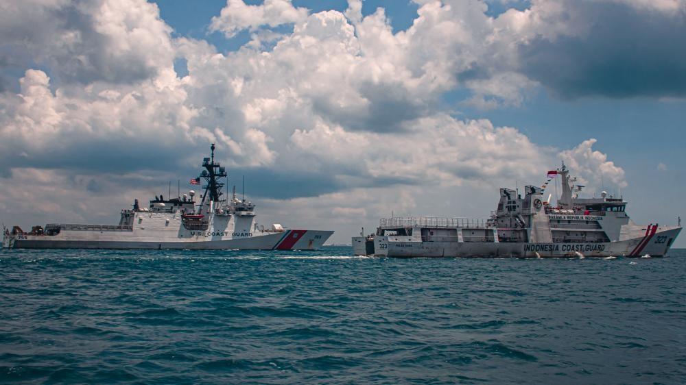 Mỹ-Indonesia cùng diễn tập hàng hải, tuyên bố thúc đẩy cam kết về Ấn Độ Dương-Thái Bình Dương. (US Department of Defense)