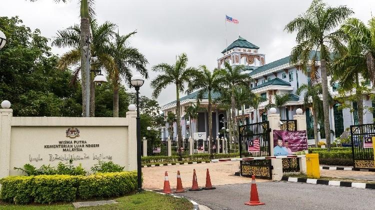 Malaysia ra thông cáo phản đối tàu Trung Quốc xâm phạm lãnh hải