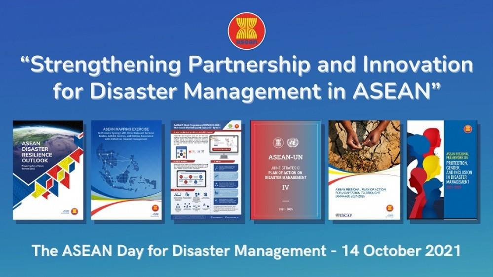 ASEAN tăng cường quan hệ đối tác và đổi mới quản lý thiên tai