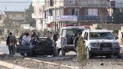 Afghanistan: Đấu súng dữ dội nối tiếp đánh bom liều chết, hàng chục người thiệt mạng
