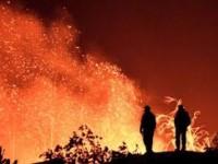 """Mỹ tiếp tục diệt """"giặc lửa"""" trong đêm Giáng Sinh ở California"""