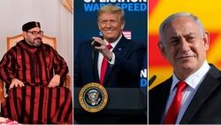 NÓNG! Morocco bình thường hóa quan hệ với Israel, ông Trump khoe đột phá lịch sử, Palestine 'đứng ngồi không yên'