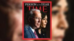Nhân vật của năm 2020: Ông Trump lại thua, để Tổng thống đắc cử Biden và 'phó tướng' Harris 'vượt mặt'