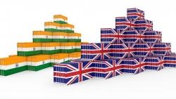Ấn Độ và Anh chuẩn bị chính thức khởi động đàm phán FTA, mong đợi 'những chiến thắng sớm'