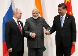 Nga-Trung-Ấn: Những tính toán chiến lược và thế đối trọng địa-chính trị
