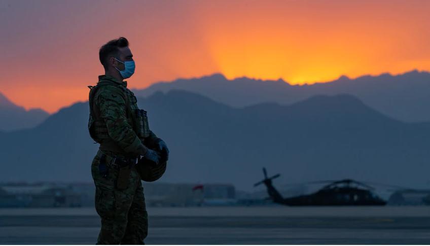 Ngày 11/7, Bộ trưởng Quốc phòng Australia Peter Dutton xác nhận nước này đã hoàn tất việc rút quân khỏi Afghanistan, kết thúc 20 năm triển khai lực lượng tại đây. (Nguồn: DP)