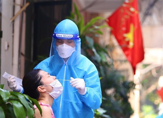 Covid-19 ở Hà Nội sáng 15/9: Thêm 3 ca nhiễm Covid-19 mới