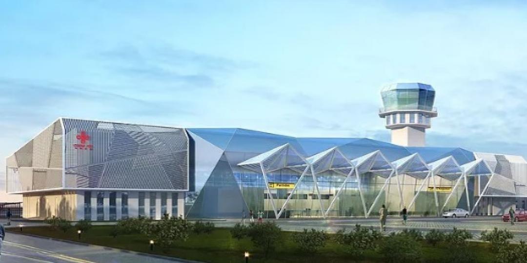 Tổng công ty TNHH đầu tư và xây dựng hàng không quốc tế Trung Quốc cũng đang trong quá trình phát triển dự án sân bay Xai-Xai Chongoene ở thành phố Chongoene với quỹ đầu tư lên đến 60 triệu USD. (Nguồn: Aeroportos de Moçambique)