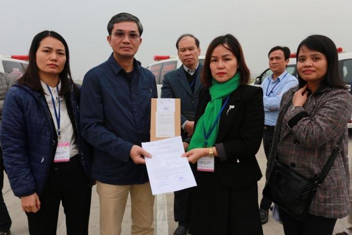 Bộ Ngoại giao: Hoàn tất việc đưa thi hài và tro cốt 39 nạn nhân về nước